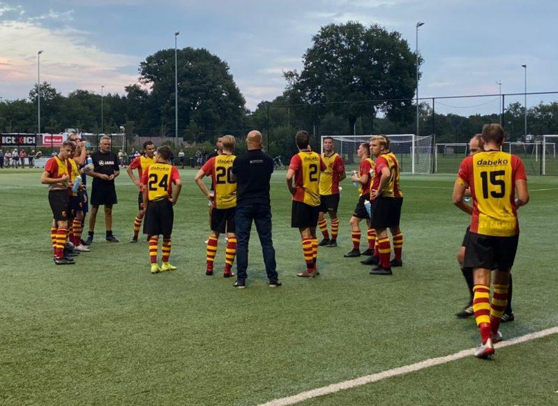 SV Dalfsen haalt dubbele cijfers tegen VV Avereest